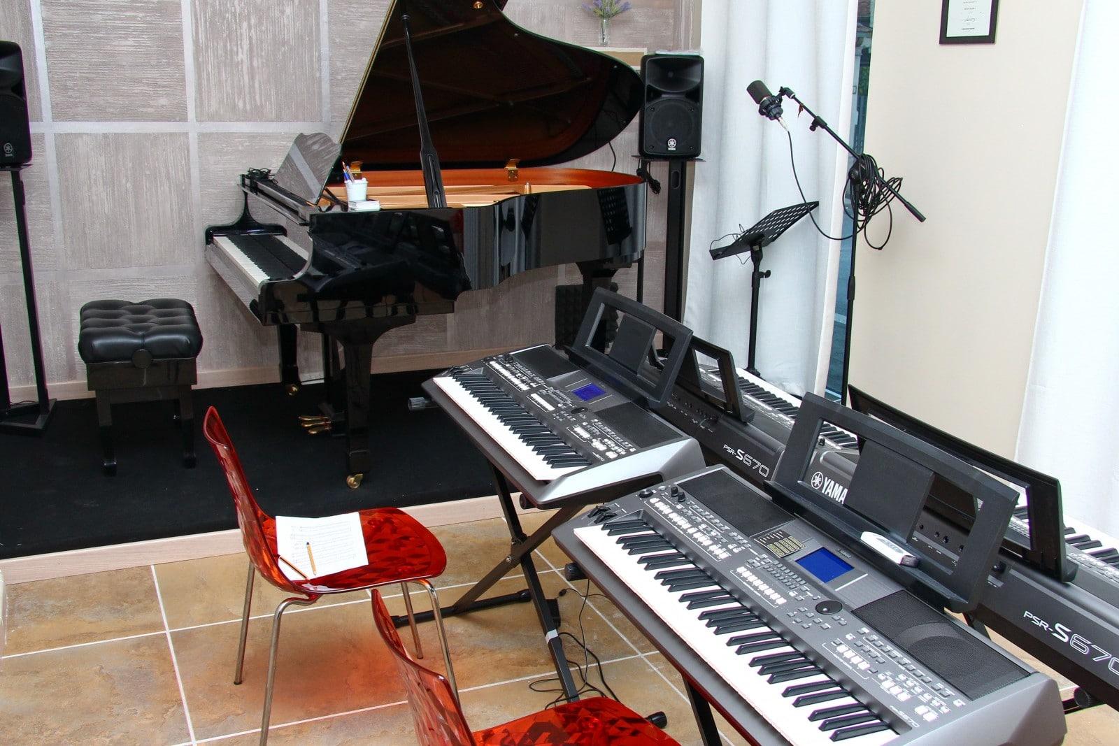 scuola di pianoforte avezzano