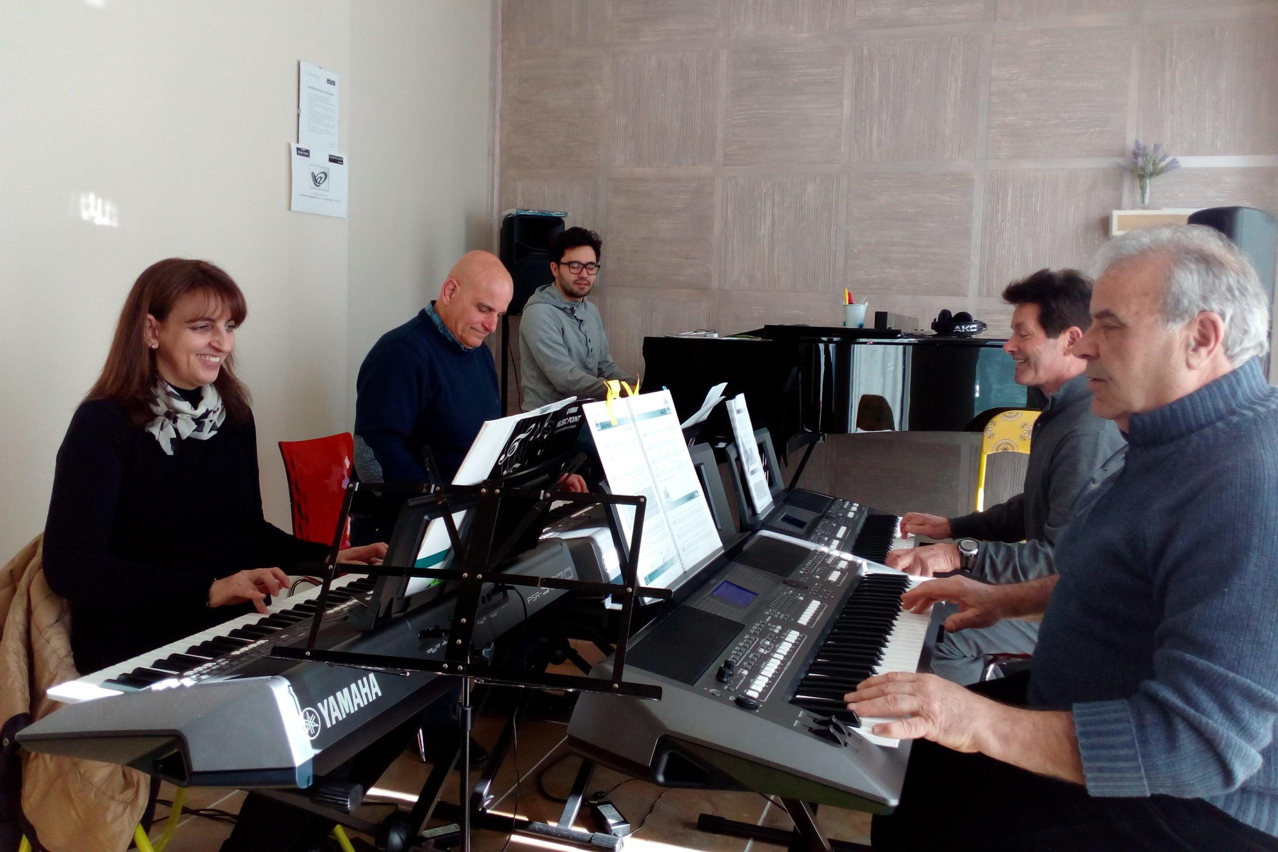 scuola di musica avezzano corsi per adulti