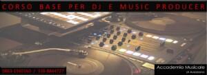 Corso DJ e Music Producer - Avezzano