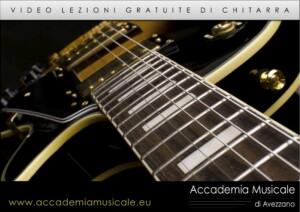 lezioni di chitarra avezzano