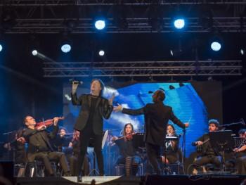Red Canzian e Stefano Fonzi in concerto