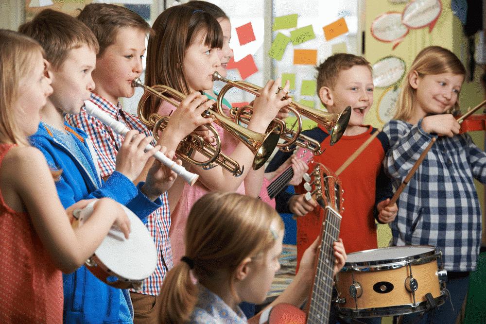 L'importanza della musica d'insieme per i bambini