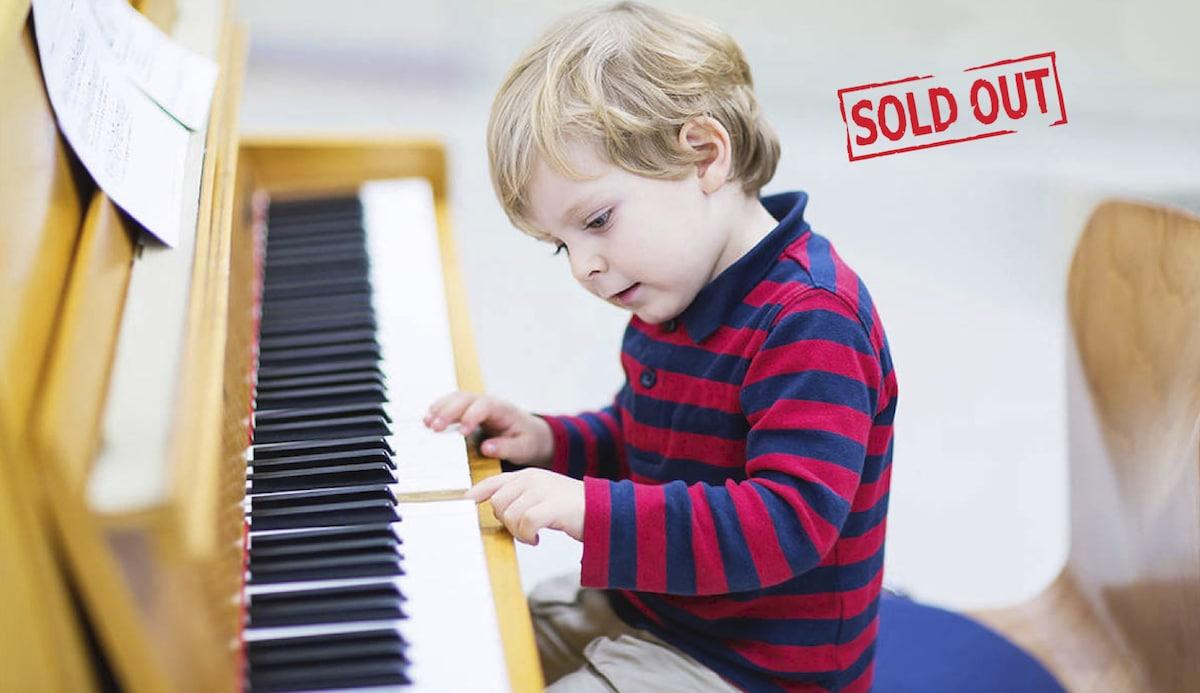 corso di pianoforte avezzano