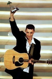 Alex Britti Sanremo 1999
