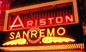 Ariston teatro Sanremo