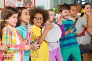 I metodi di insegnamento musicale per bambini