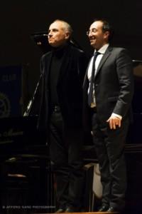 Stefano Fonzi e Danilo Rea