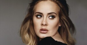 Adele primo piano