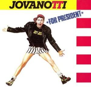 Jovanotti for president copertina album