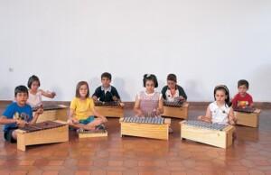 Metodo Orff e bambini