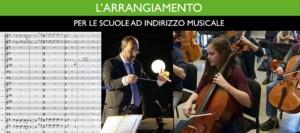 Brochure del Webinar di Arrangiamento per le Scuole ad Indirizzo Musicale
