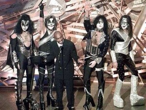 Grammy Awards del 1996 Kiss