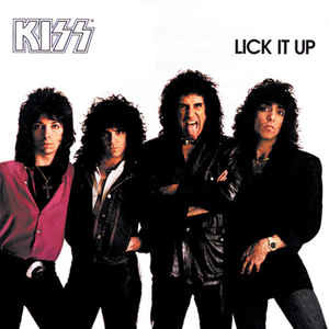lick it up album