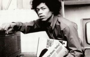 Jimi Hendrix anni '60