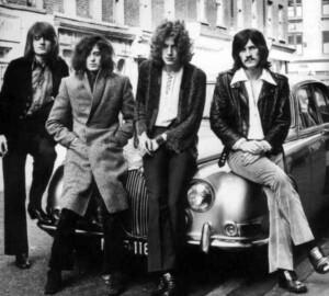 Led Zeppelin anni '60