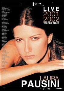 laura pausini Live 2001-2002 World Tour album