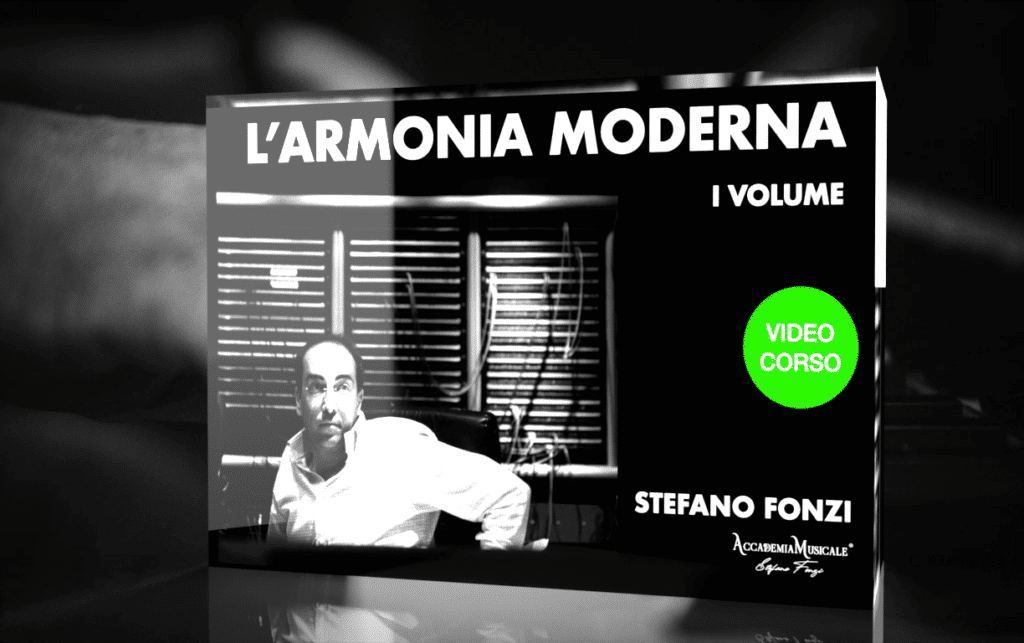 Armonia Musicale - Video Corso di Armonia Moderna 1 package