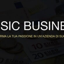 Music Business Grafica Promo Facebook