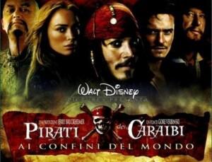 pirati dei caraibi - colonna sonora - ai confini del mondo