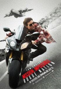 mission impossible rogue nation colonna sonora