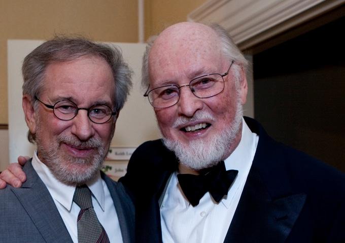 John-Williams-e-Steven-Spielberg