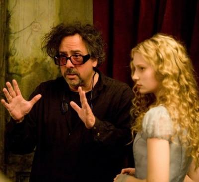 Tim Burton - Alice in the wonderland
