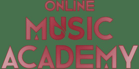 online music academy logo corsi di musica