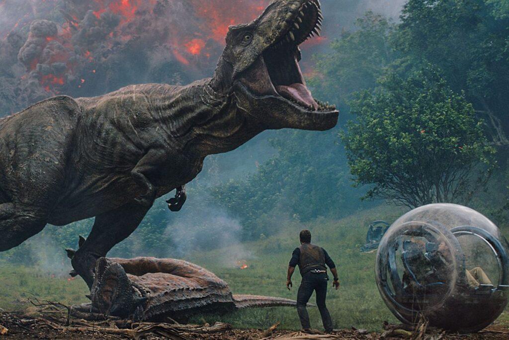 Jurassic World colonna sonora