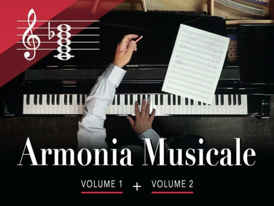 armonia musicale 1 e 2 video corso