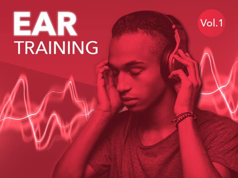 corso di ear training volume 1