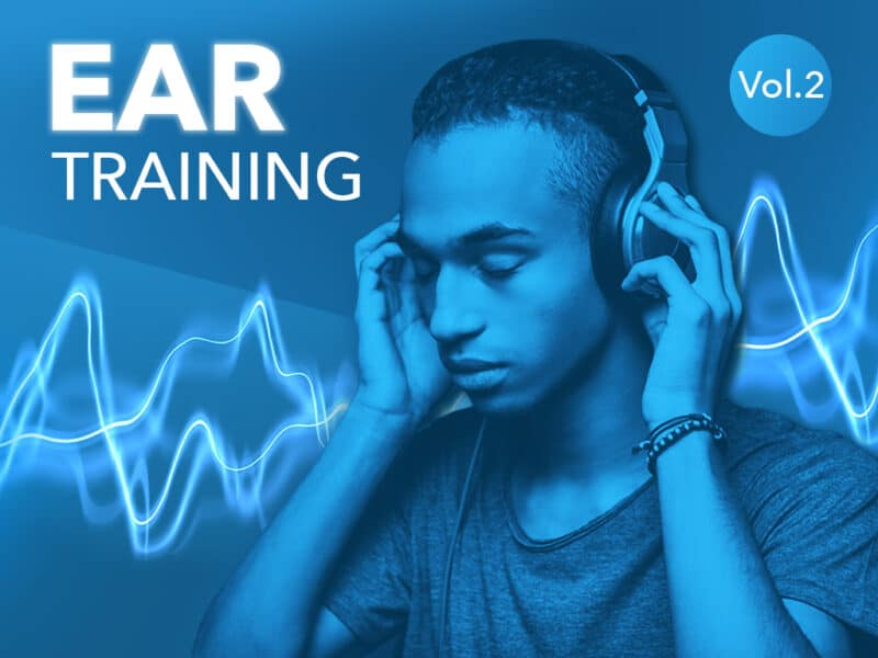 corso di ear training volume 2