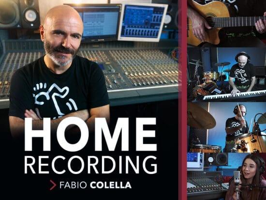 fabio colella corso online di home recording