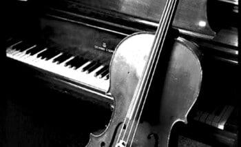 foto violoncello e pianoforte